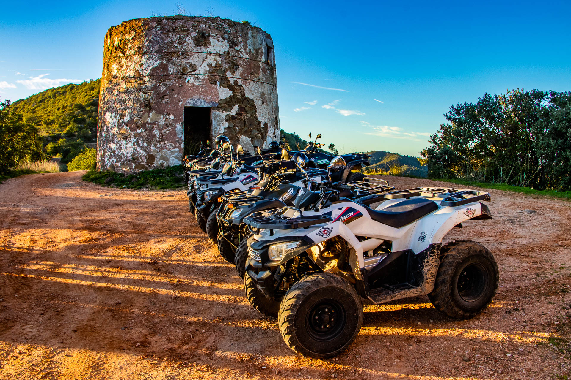 Quad Tours in Algarve's Countryside