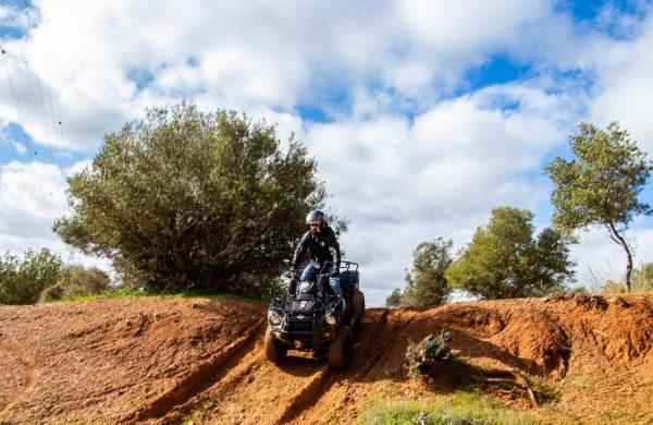 Quad-Touren im Landesinneren der Algarve